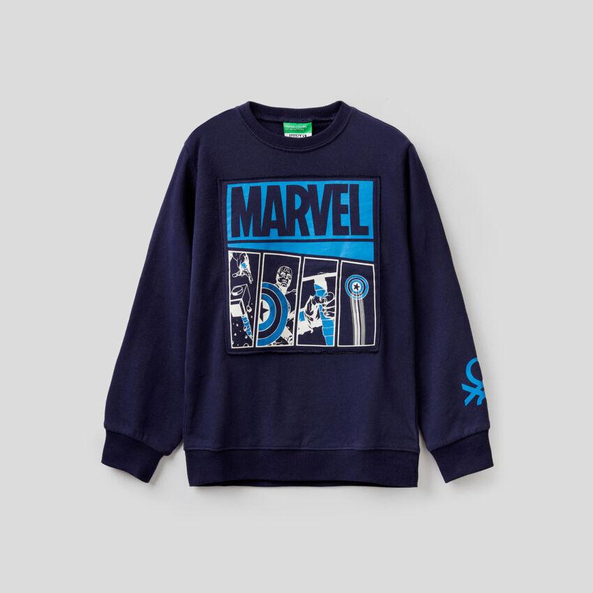 Marvel-Sweatshirt aus 100% Baumwolle
