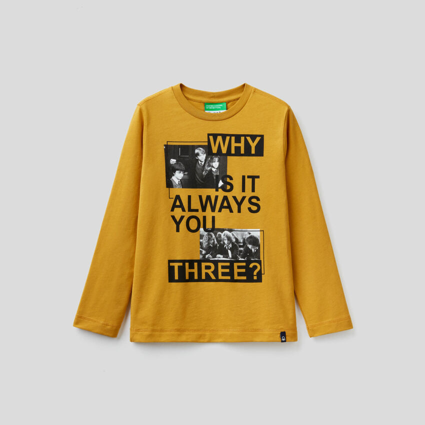 T-Shirt mit Harry Potter-Print