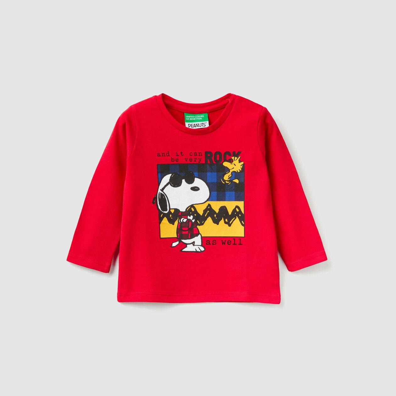 """T-Shirt mit Print """"Peanuts"""""""
