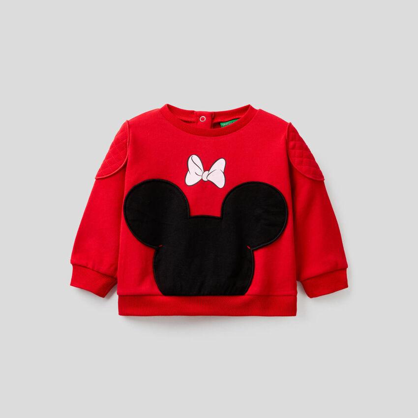 Micky Maus-Sweatshirt aus 100% Baumwolle