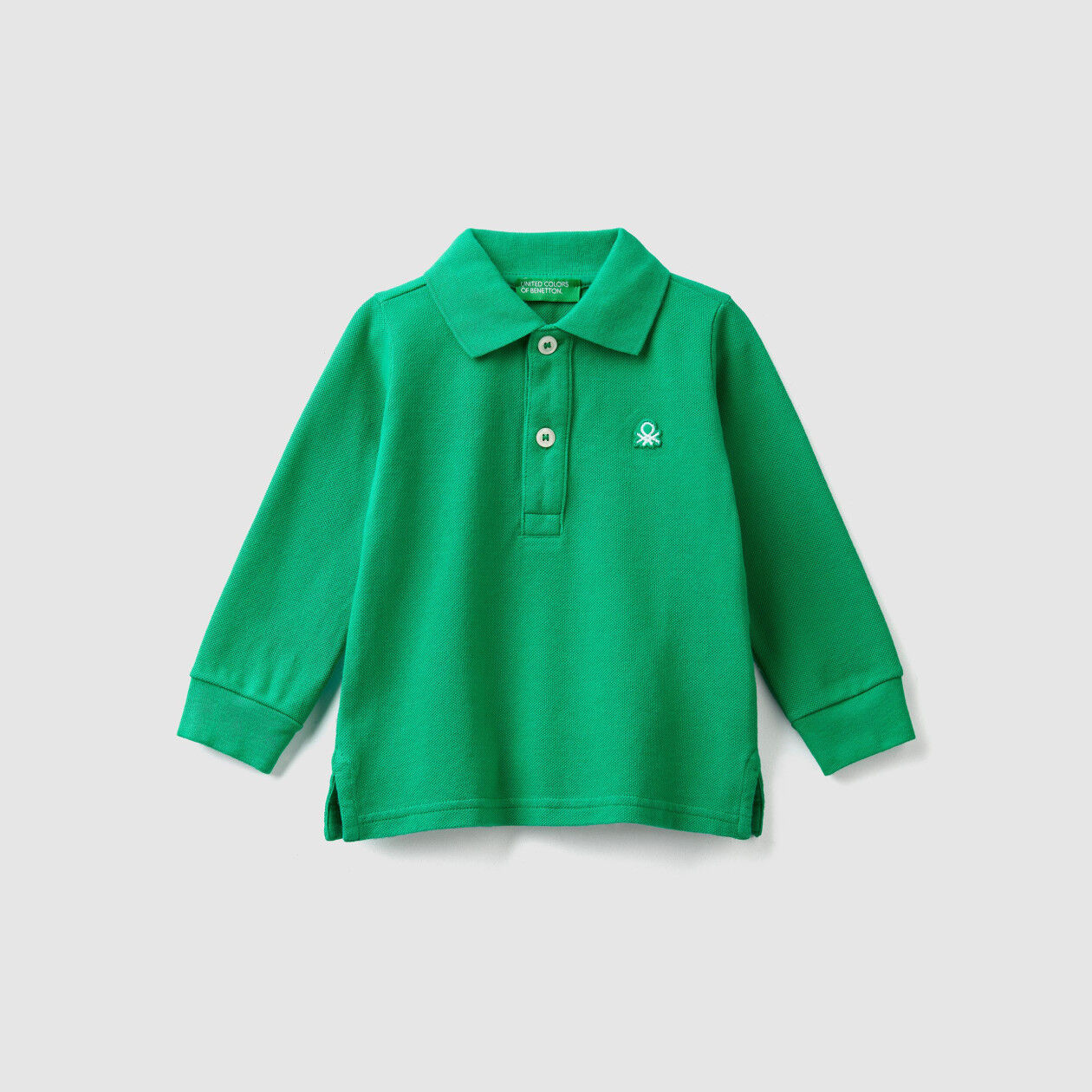 Polo aus 100% Bio-Baumwolle