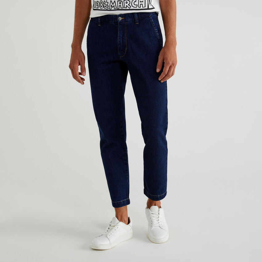 Jeans-Chinos