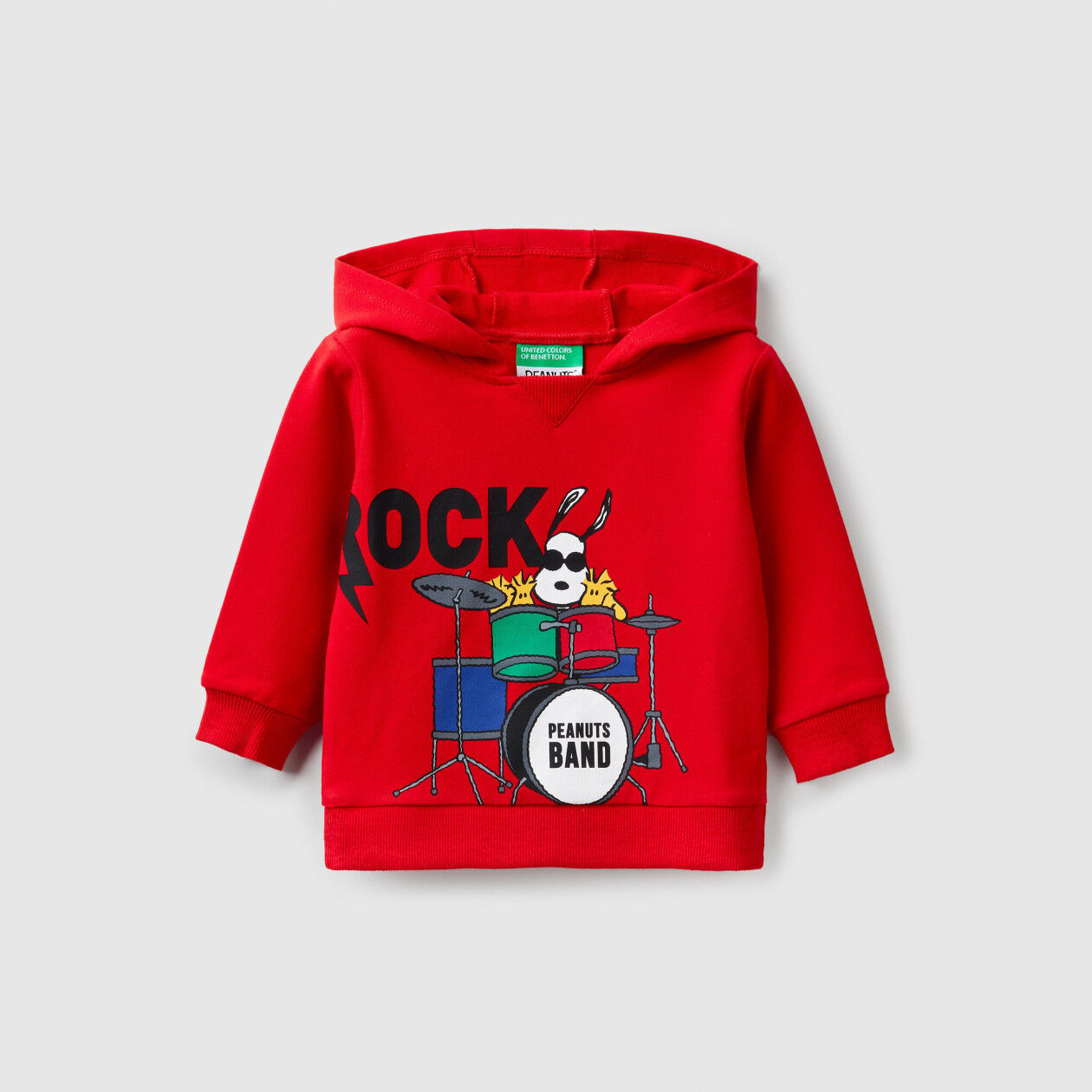 "Sweatshirt mit Kapuze ""Snoopy"""