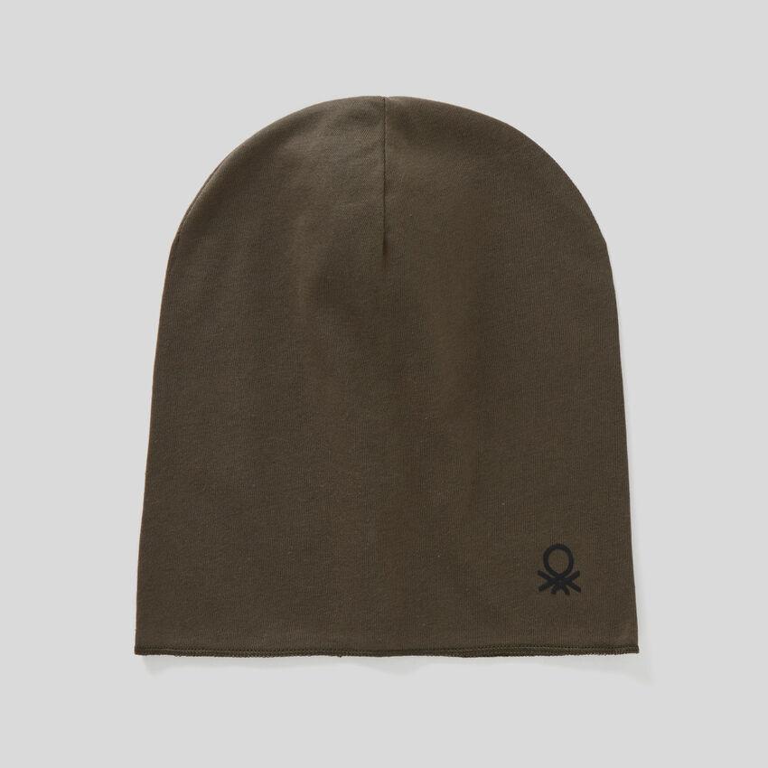 Mütze aus Jersey