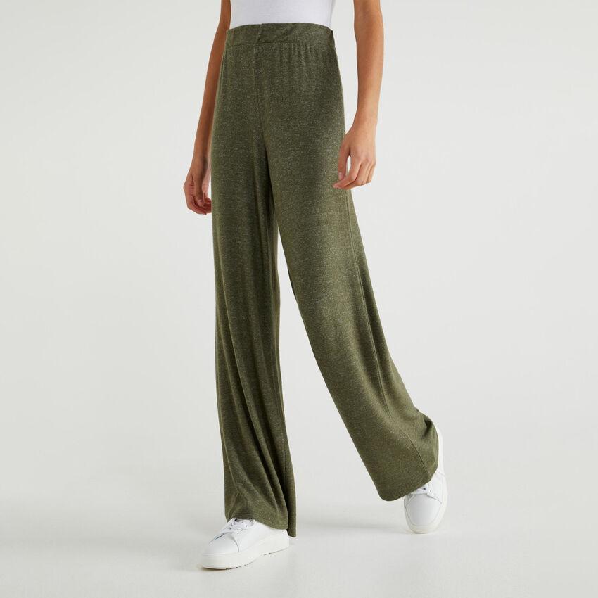 Hose aus Jersey
