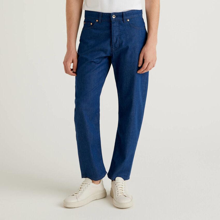Legere Carrot-Fit-Jeans