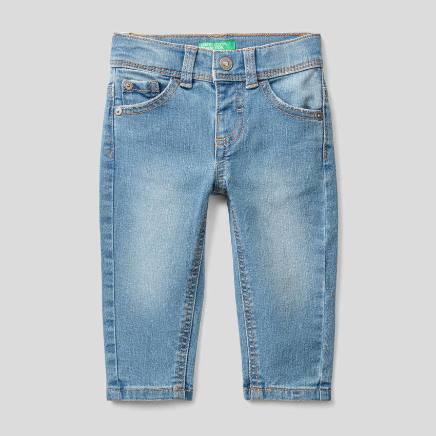 """Slim-Fit-Jeans """"Eco-Recycle"""""""