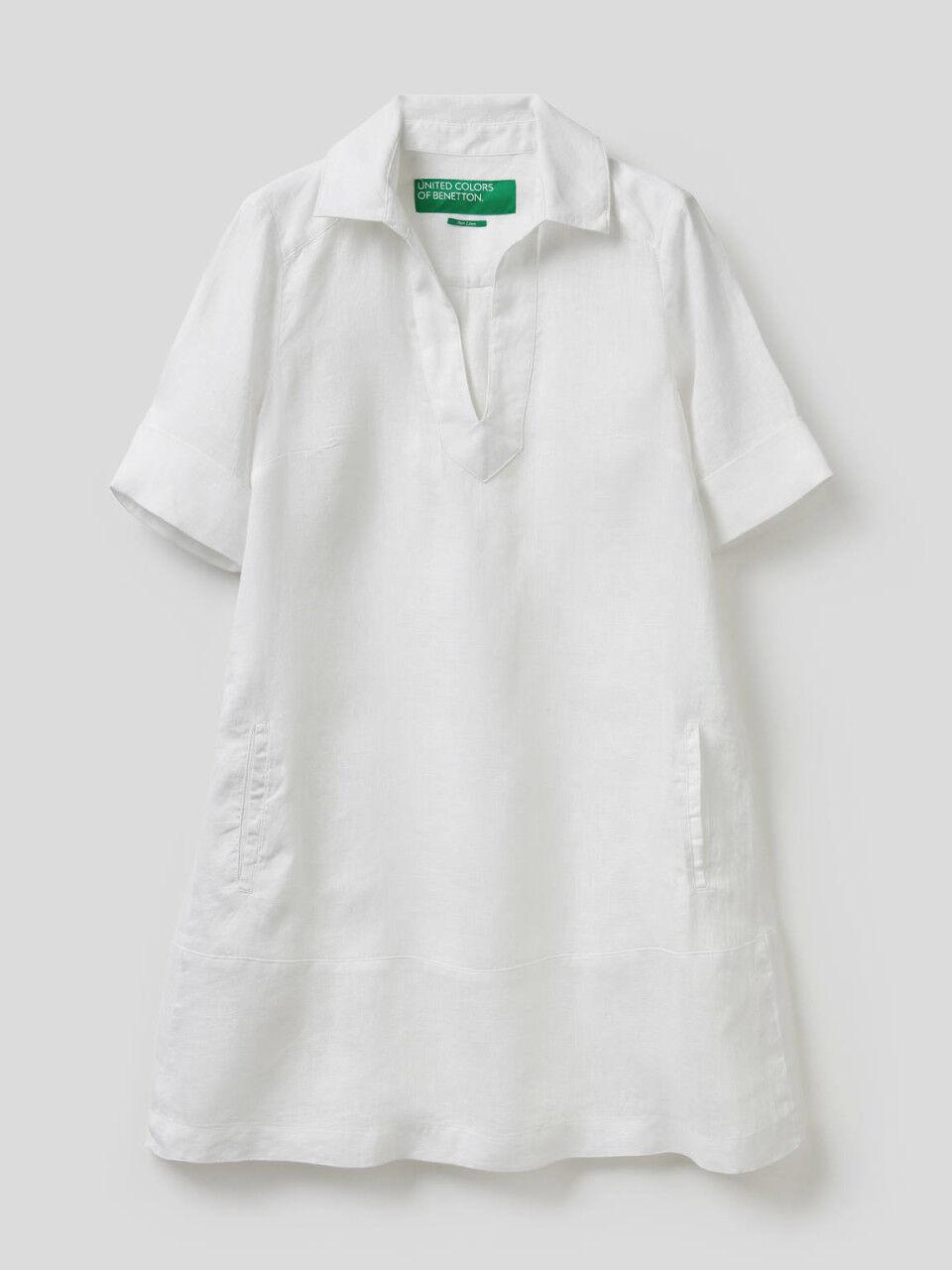 Pure Linen Damenmode 9   Benetton