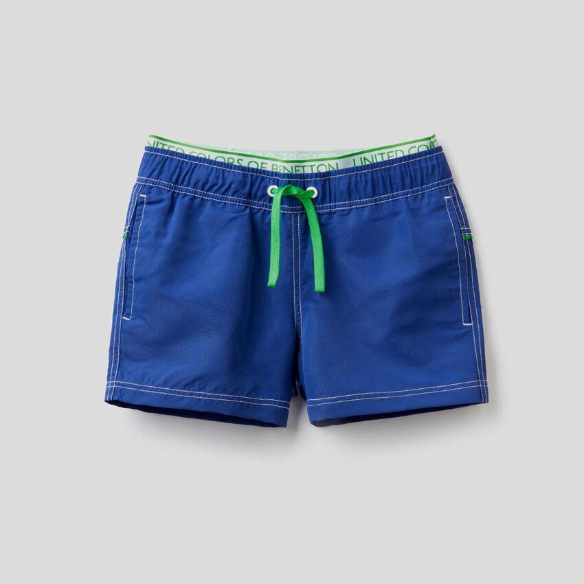 Boxershorts mit Neon-Details